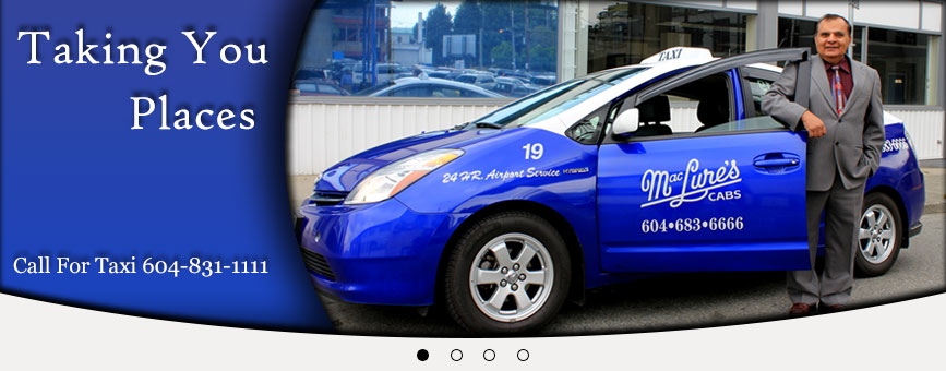 Vancouver Taxi Service | Wheelchair Taxi Vancouver Airport